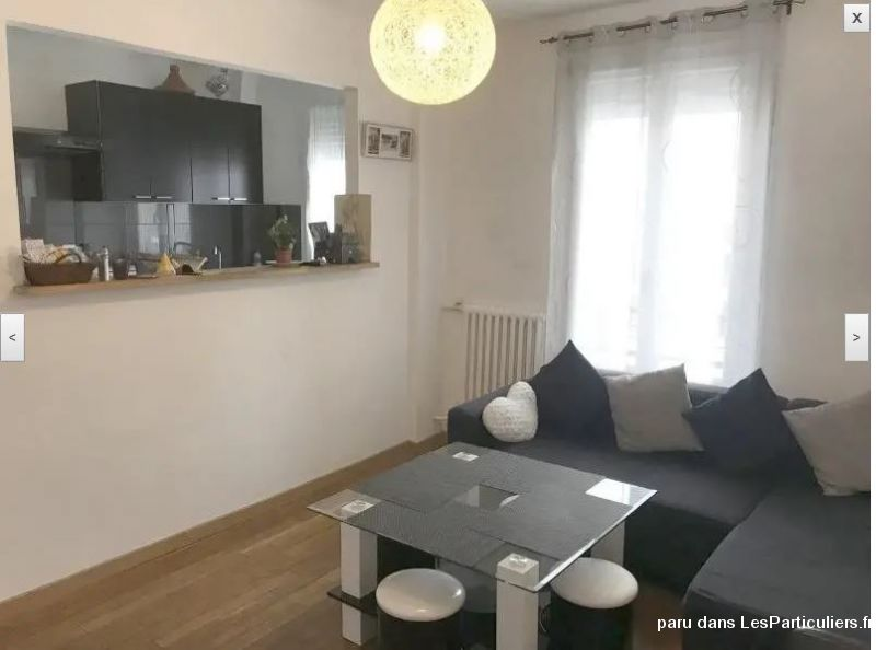 Joli appartement BONDY 35 m²