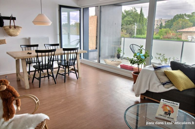 Beau T3 terrasse 2019 Immobilier Appartement Gironde