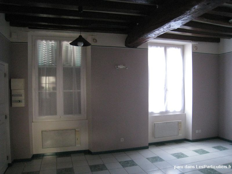 APPARTEMENT DE TYPE F2 CENTRE VILLE Immobilier Appartement Yvelines