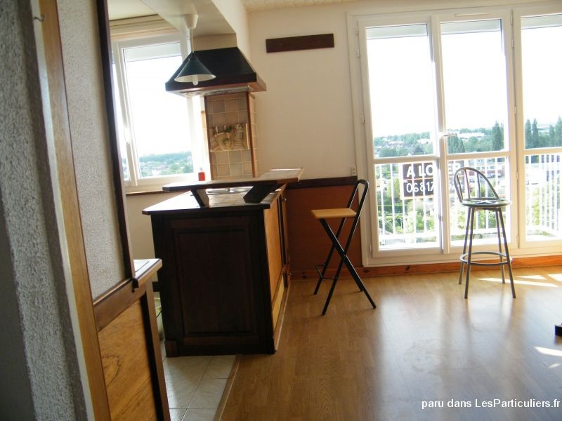 T1 Immobilier Appartement Aube