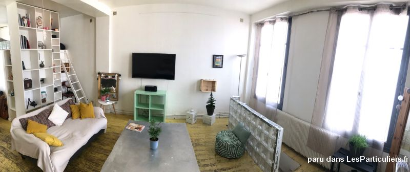 Sous-location Charmant appartement Paris 14 Immobilier Appartement Paris