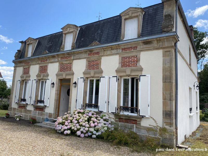 MAISON ENTRE NEVERS ET MOULINS SUR ALLIER