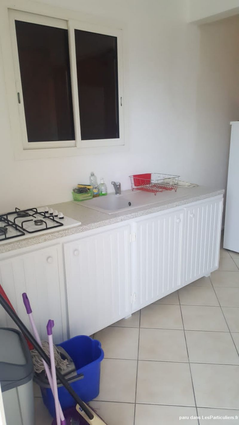 F2 meublé Immobilier Appartement Guadeloupe