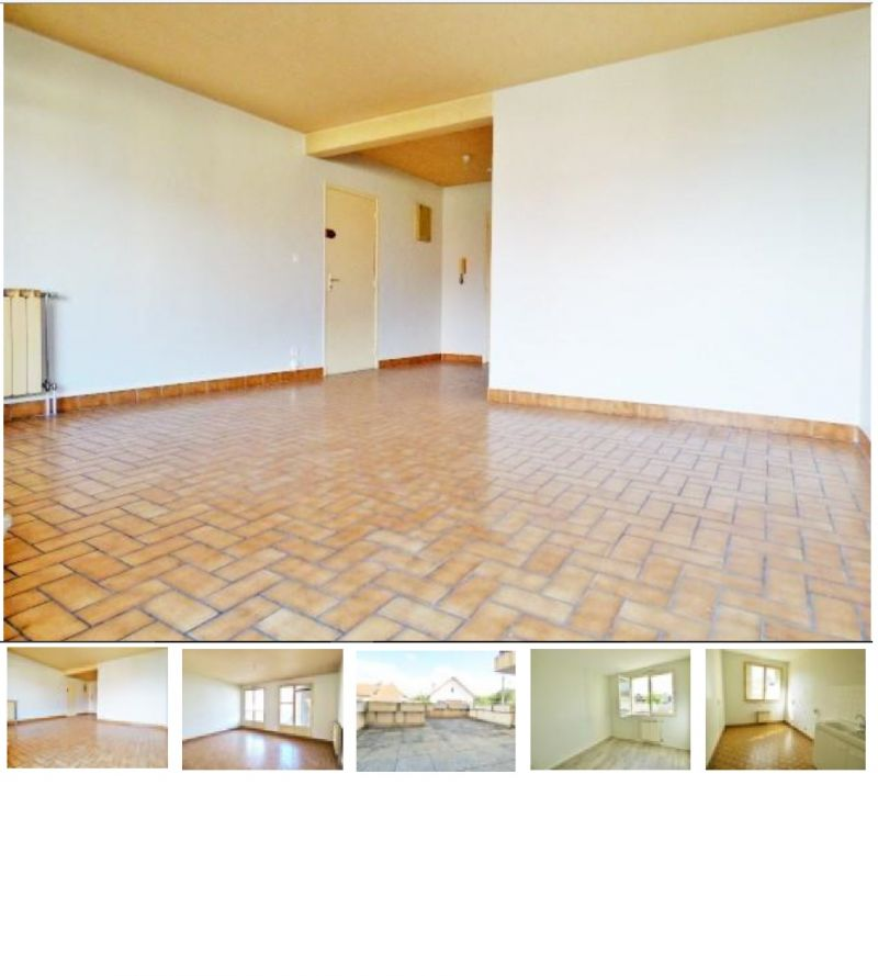 Appartement Type 1 - 40m2 - 1er. Etage Immobilier Appartement Allier
