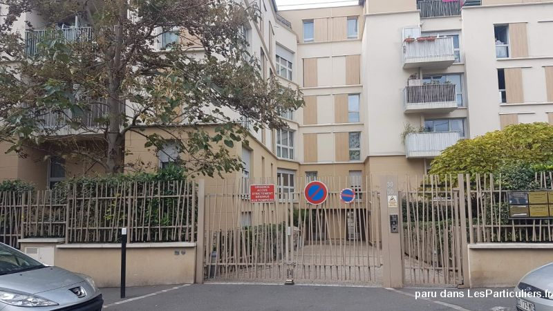 Appartement Type 2 pièces  Immobilier Appartement Seine-Saint-Denis