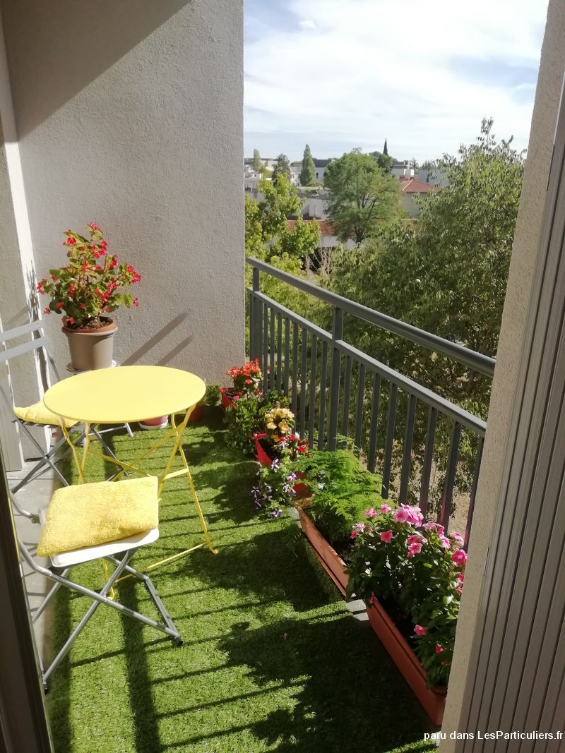 Appartement T3 traversant lumineux Montpellier  Immobilier Appartement Hérault