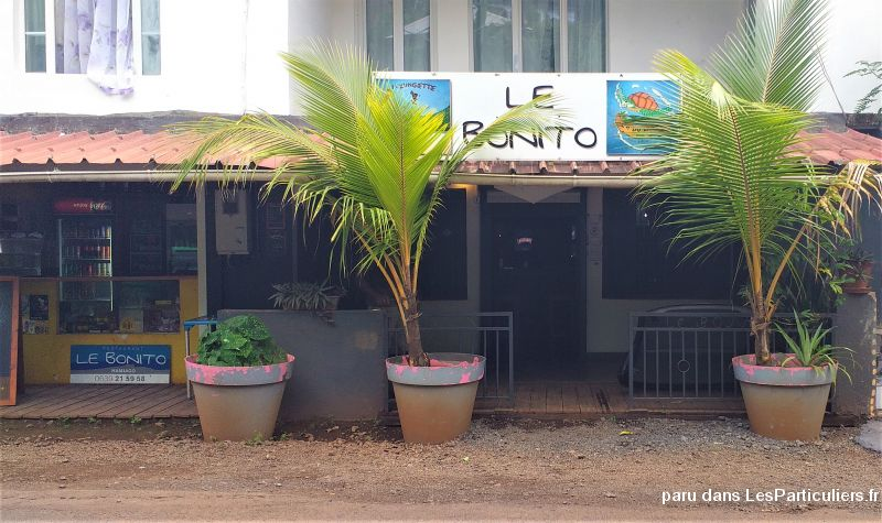 UNIQUE A MAYOTTE FOND DE COMMERCE BAR RESTAURANT