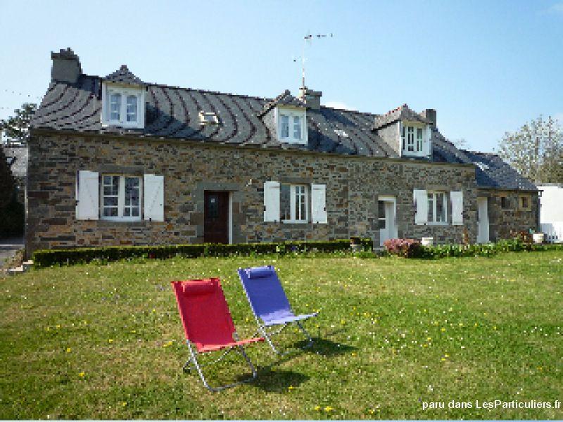 Bretagne longre en bord de mer immobilier finistre for Achat maison bretagne bord de mer