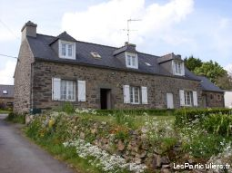 bretagne long�re en bord de mer immobilier location vacances finist�re