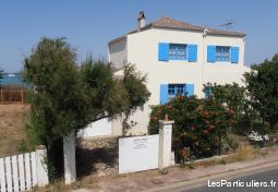 ol�ron maison 6 pers acc�s direct plage immobilier location vacances charente-maritime