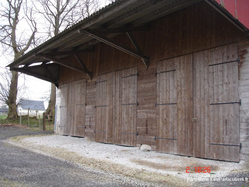 garage pour camping-car immobilier garage parking cave seine-maritime