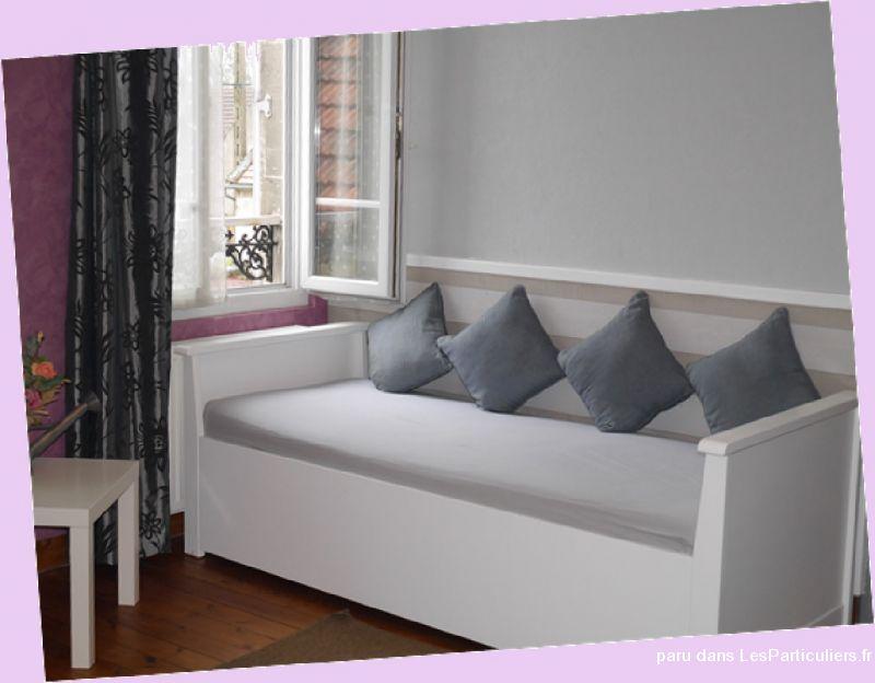 studio saisonnier meubl oise immobilier oise. Black Bedroom Furniture Sets. Home Design Ideas