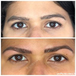 MAQUILLAGE SEMI PERMANENT DES SOURCILS