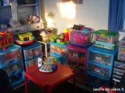 assistante maternelle agreee disponible de suite.  emploi garde d enfant baby-sitting var