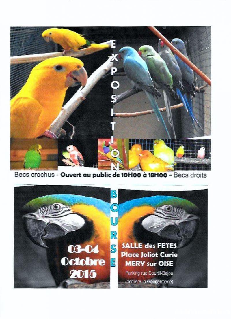 Exposition bourse a mery sur oise 95540 animaux val d 39 oise for T meubles mery sur oise
