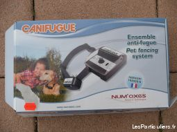 Cloture canifugue neuve