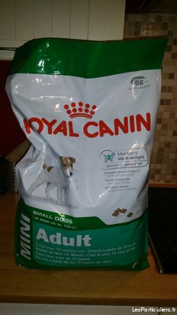 royal canin - croquettes 8 kg animaux autres yvelines