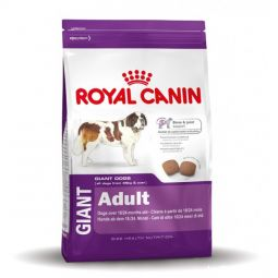 croquettes royal canin chien giant - 18 kg animaux services accessoires animaux eure