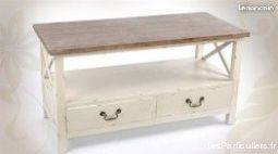 MEUBLE TABLE BASSE