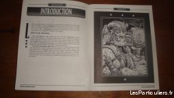 DENVER GAMEMASTER BOOK, FASA Corporation (anglais)