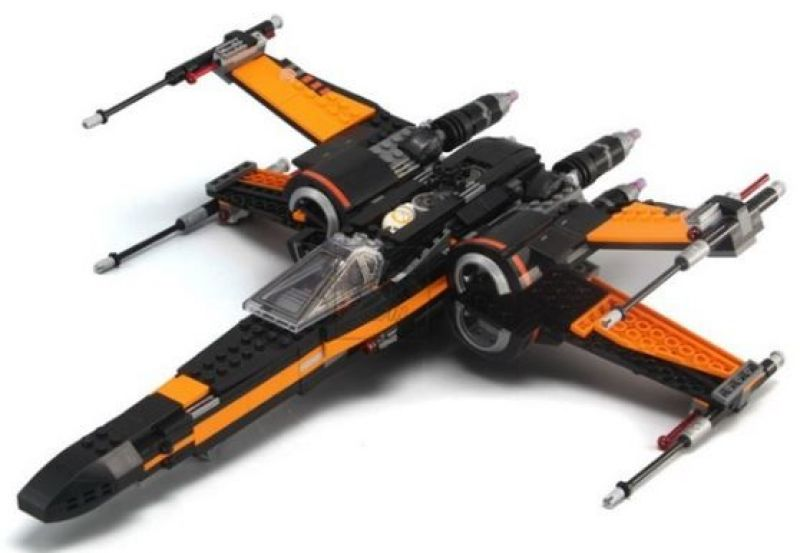 Star Wars First Order Poe's X-wing Fighter