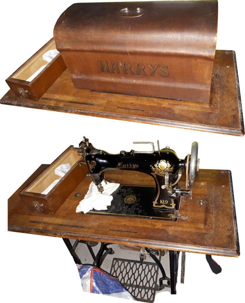 Machine A Coudre Ancienne machine à coudre ancienne à pédale