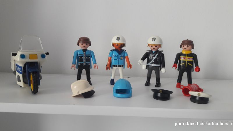 Play mobil police
