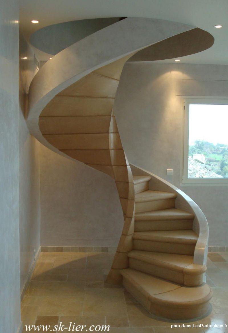Petites annonces gratuites maison et jardin bricolage havelu for Escalier pierre reconstituee