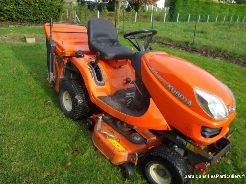 tracteur tondeuse kubota 2 cylindre diesel gr 1600 maison et jardin gironde. Black Bedroom Furniture Sets. Home Design Ideas