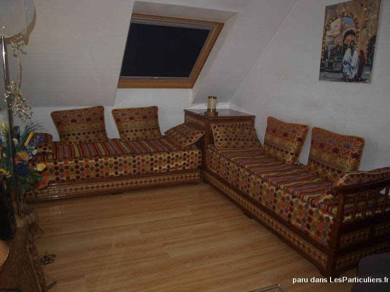 salon marocain capitonn super qualit maison et jardin