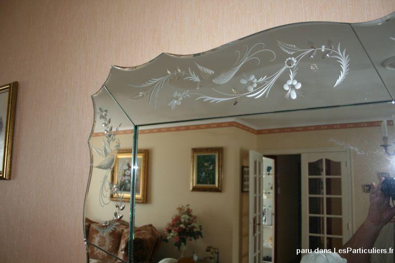 miroir dessus buffet ou bahut maison et jardin haute vienne. Black Bedroom Furniture Sets. Home Design Ideas