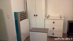 Chambre b�b� compl�te + diff�rents mobiliers