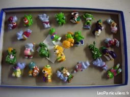 Lot de 26 figurines Kinder à 3 €