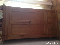 Armoire en pin INTERIOR