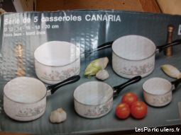 Divers Sets de Casseroles - neufs