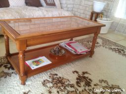 table salon maison et jardin ameublement c�te-d'or