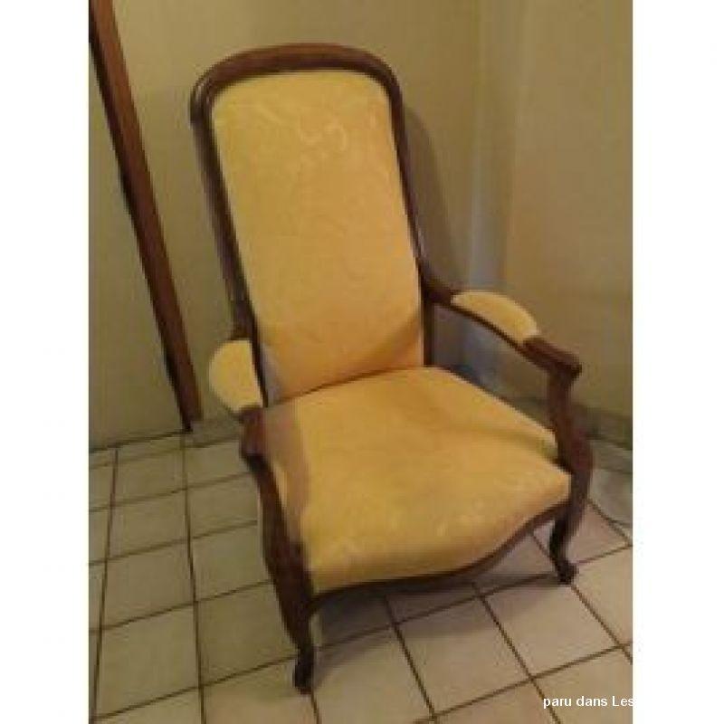 2 fauteuils style voltaire relooker maison et jardin gard. Black Bedroom Furniture Sets. Home Design Ideas
