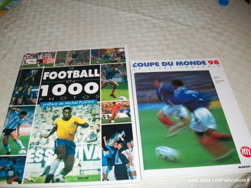 bd sur le football sport loisirs et culture collection nord