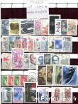 clos78 – timbres  france 1980*-1981*-1982* sport loisirs et culture collection yvelines