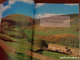 Livre Land of moors and dales (british isles)
