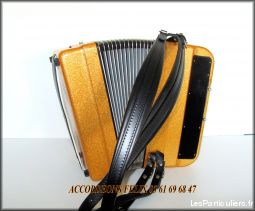 ACCORDEON FRATELLI CROSIO 80 BASSES TBE