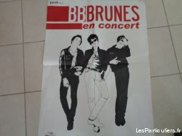 Affiches groupe BB BRUNES (70x100cm)
