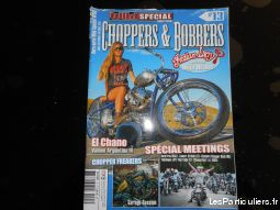 Revue CHOPPERS & BOBBERS 10 / 2014 hors série