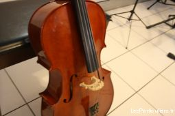 VIOLONCELLE 1 / 4 FACTS