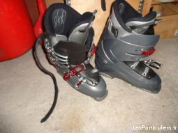 CHAUSSURES + SKIS