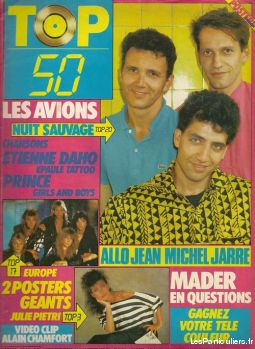 Top 50 magazine n° 32 et 33