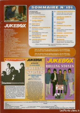 Jukebox n° 191