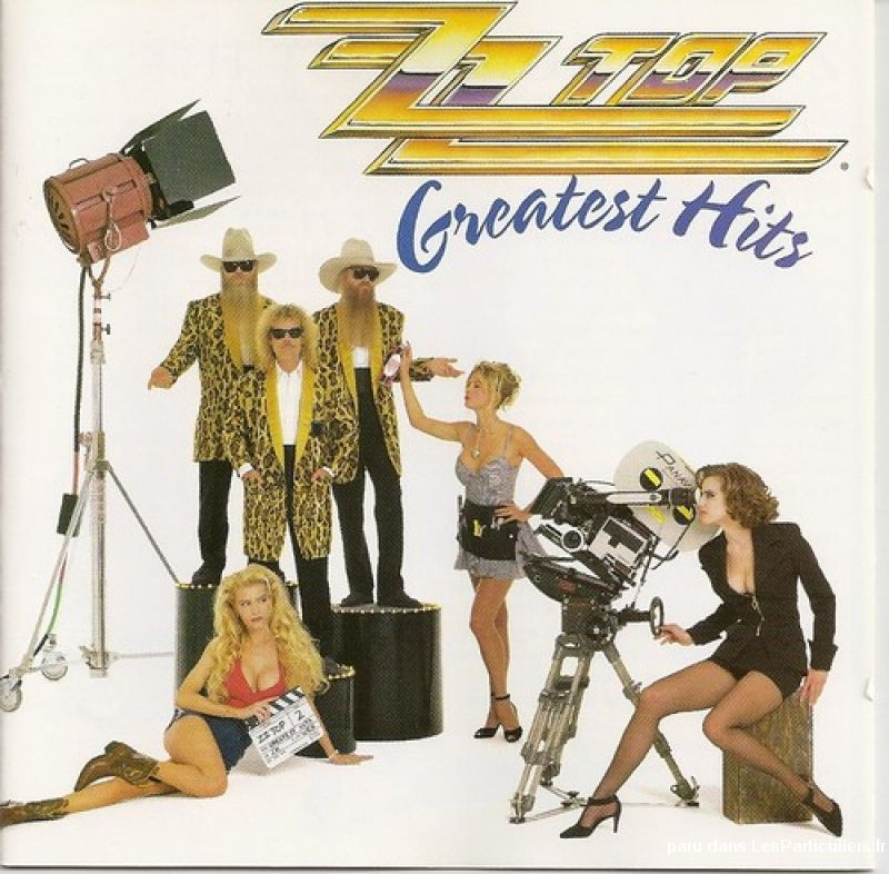 zz top greatest hits sport loisirs et culture dvd cd livre yvelines