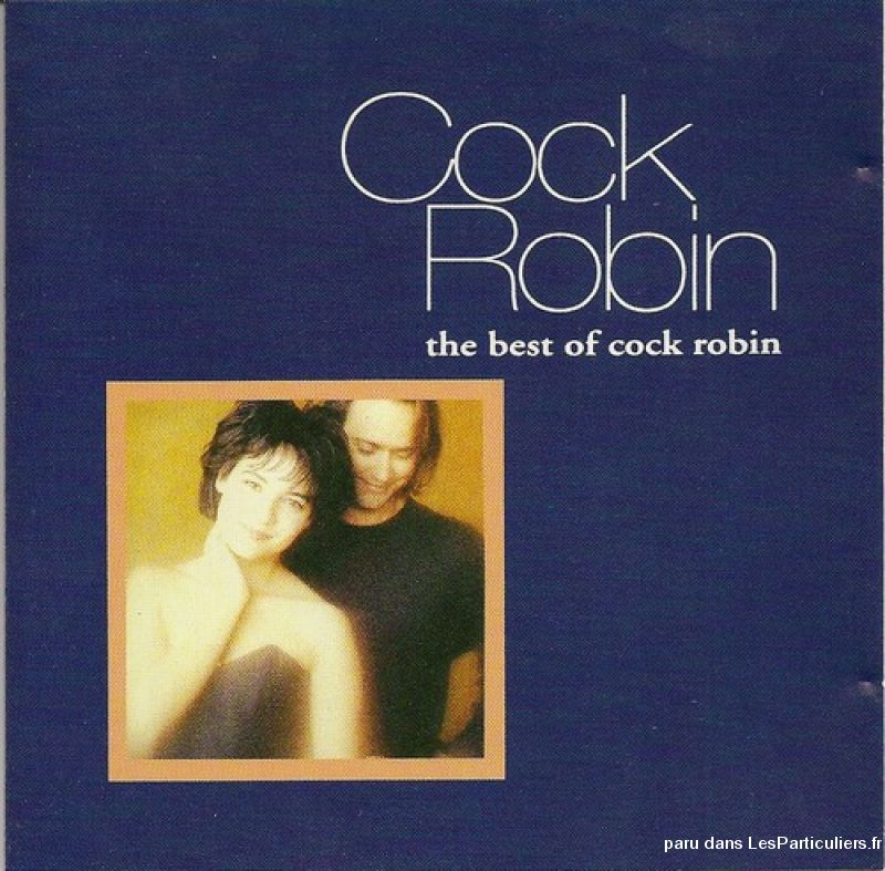 the best of cock robin sport loisirs et culture dvd cd livre yvelines