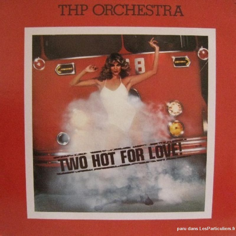 thp orchestra two hot for love!  sport loisirs et culture dvd cd livre yvelines